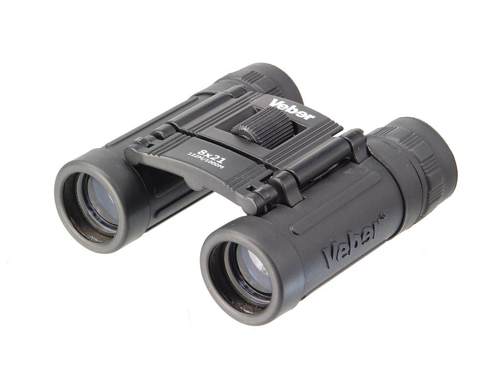 Бинокль Veber Sport, цвет: черный, БН 8x2111004Легкий, «карманного» размера, с центральной фокусировкой с диоптрийной подстройкой. Обрезиненный, металлический корпус, качественное оптическое стекло с просветляющим покрытием.ОПИСАНИЕ Бинокль 8-крат. Разумный компромисс между увеличением, светосилой, весогабаритными характеристиками и ценой. Удобно лежит в руке. Благодаря легкому весу наблюдение можно вести длительное время, но отрывая прибор от глаз. Этому биноклю всегда найдется место в кармане куртки или рубашки, в бардачке машины, дамской сумочке или барсетке. Все корпусные детали сделаны из металла. Трубки бинокля (включая окуляры) обклеены тонкой резиной (брызгозащищенное исполнение). Особенности• Компактный• Призмы Roof • Влагозащищенный• Просветляющее покрытие оптических элементов• Металлический обрезиненный корпусКомплектацияБинокльФутлярТкань для протирки оптикиРемешокГарантийный талон и инструкцияХарактеристикиДиапазон рабочих температур, С от -20 до +40Диаметр выходного зрачка, мм 2.6Угловое поле зрения, град. 6.6Увеличение, крат 8Zoom нетДиаметр объектива, мм 21Линейное поле зрения (на расстоянии 1000 м), м 124Габаритные размеры, мм 93*99*31 Вес, кг 0.130 Цвет черныйМатериал корпуса металл Материал отделки корпуса обрезиненный корпусБинокль прошел индивидуальную настройку в сервисном центре компании, о чем свидетельствует наклейка с фамилией или номером мастера на корпусе прибора.