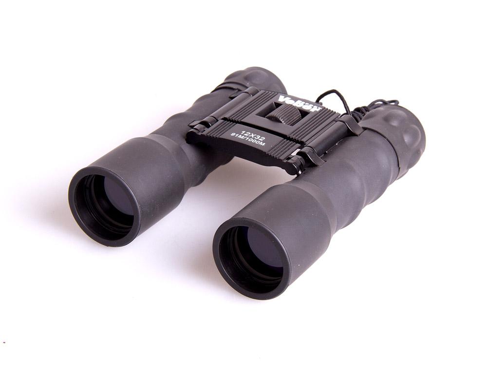 Бинокль Veber Sport, цвет: черный, БН 12x3211015Небольшого размера, с центральной фокусировкой, с диоптрийной подстройкой. Обрезиненный металлический корпус, оптика с просветляющим покрытием.ОПИСАНИЕ Бинокль 12-крат. Его объектив диаметром 32 мм собирает света на 60% больше, чем 25-мм объектив аналогичного 12-ти кратного бинокля. Для наблюдателя картинка в бинокле Veber Sport БН 12x32 будет светлее и объекты можно рассматривать на большем расстоянии.Разумный компромисс между светосилой, весогабаритными характеристиками и ценой.Этот бинокль пригодится водителю, ему найдется место и в дамской сумочке и в пляжном мешке.Все корпусные элементы сделаны из металла и обклеены тонкой резиной (брызгозащищенное исполнение).ОсобенностиКомпактныйПризмы RoofВлагозащищенныйПросветляющее покрытие оптических элементовМеталлический обрезиненный корпусКомплектацияБинокльФутлярТкань для протирки оптикиРемешокГарантийный талон и инструкцияХарактеристикиДиапазон рабочих температур, С от -20 до +40Диаметр выходного зрачка, мм 2.6Угловое поле зрения, град. 6Увеличение, крат 12Zoom нетДиаметр объектива, мм 32Линейное поле зрения (на расстоянии 1000 м), м 80Габаритные размеры, мм 112*110*42Вес, кг 0.260Цвет черныйМатериал корпуса металлМатериал отделки корпуса обрезиненный корпусБинокль прошел индивидуальную настройку в сервисном центре компании, о чем свидетельствует наклейка с фамилией или номером мастера на корпусе прибора