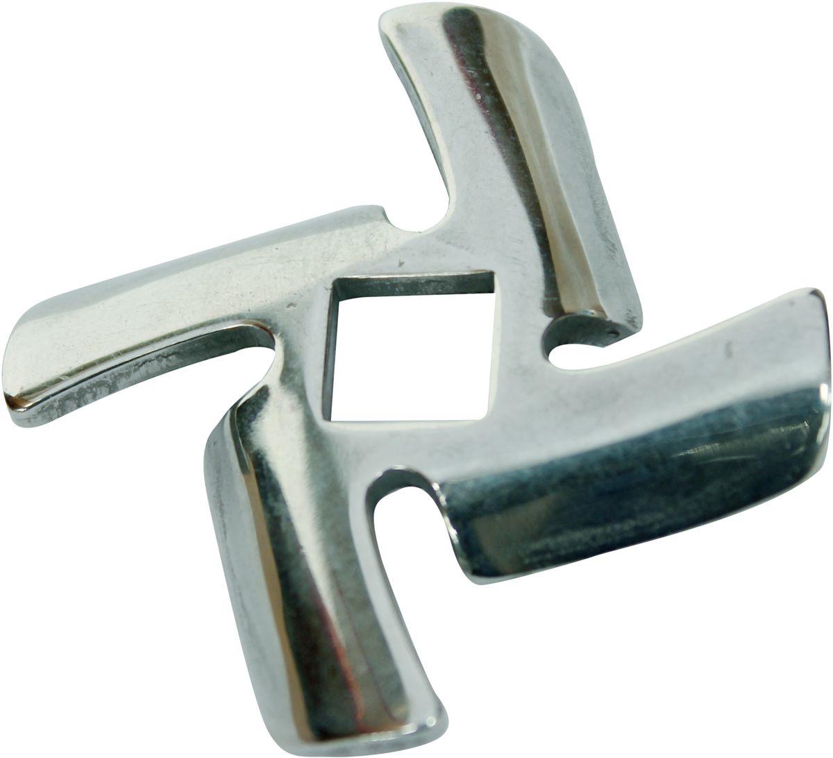 Euro Kitchen EUR-KNG Binatone нож для мясорубкиEUR-KNG BinatoneНож Euro Kitchen EUR-KNG предназначен для работы с электрическими мясорубками Binatone. Он с легкостью заменит фирменную деталь, не уступив ей по качеству и сроку службы. Высокая производительность и долгий срок службы современных электрических и ручных мясорубок зависят, в первую очередь, от режущих механизмов и их выработки. Своевременная профилактика и замена режущих и вспомогательных элементов способствуют уменьшению нагрузки на узлы и другие механизмы, гарантируя долгую и качественную работу вашей мясорубки.