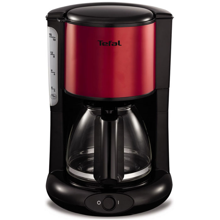 Tefal CM361E38 кофеварка