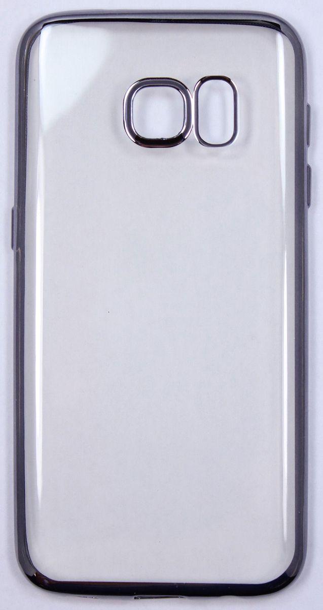 Red Line iBox Blaze чехол для Samsung Galaxy S7 Edge, BlackУТ000009625Практичный и тонкий силиконовый чехол Red Line iBox Blaze для Samsung Galaxy S7 Edge с эффектом металлических граней защищает телефон от царапин, ударов и других повреждений. Чехол изготовлен из высококачественного материала, плотно облегает смартфон и имеет все необходимые технологические отверстия, соответствующие модели телефона.Силиконовый чехолRed Line iBox Blaze долгое время сохраняет свою первоначальную форму и не растягивается на смартфоне.