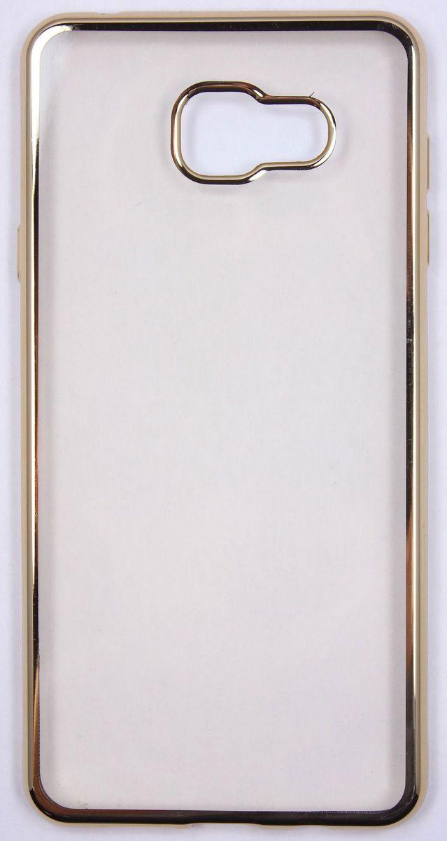 Red Line iBox Blaze чехол для Samsung Galaxy A7 (2016), GoldУТ000009691Практичный и тонкий силиконовый чехол Red Line iBox Blaze для Samsung Galaxy A7 (2016) с эффектом металлических граней защищает телефон от царапин, ударов и других повреждений. Чехол изготовлен из высококачественного материала, плотно облегает смартфон и имеет все необходимые технологические отверстия, соответствующие модели телефона.Силиконовый чехолRed Line iBox Blaze долгое время сохраняет свою первоначальную форму и не растягивается на смартфоне.