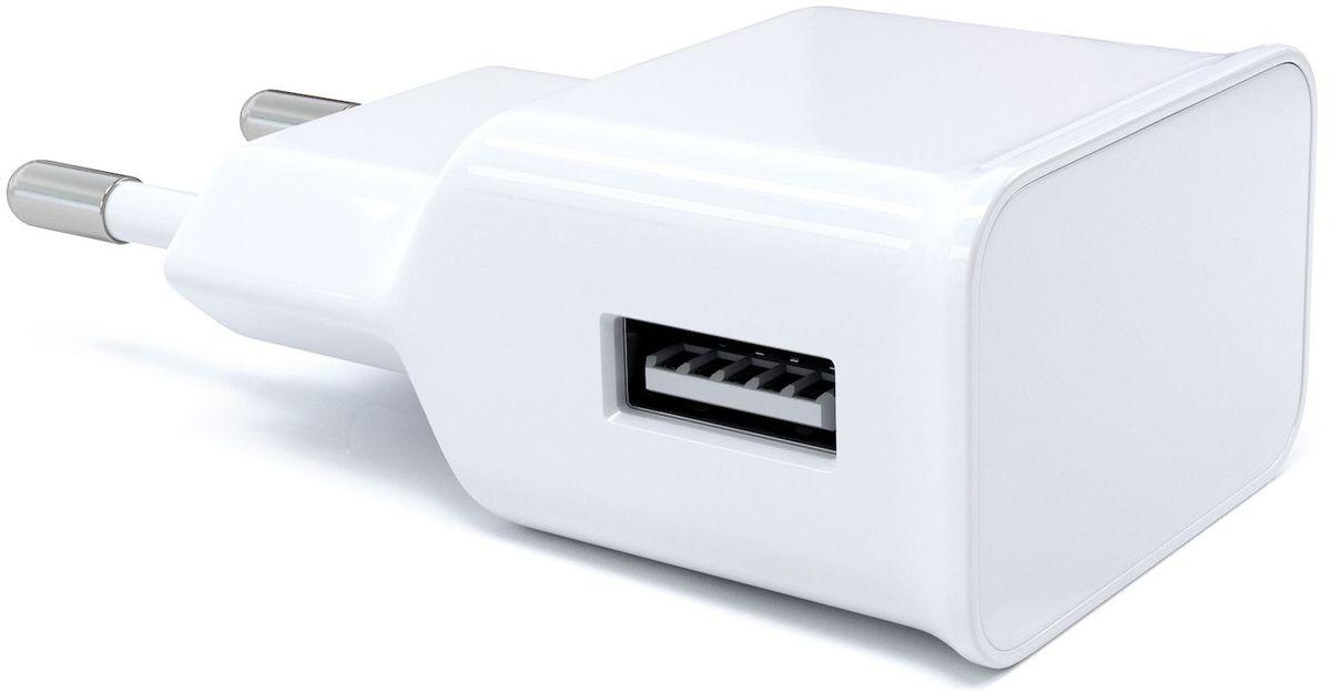 Red Line NT-1A, White сетевое зарядное устройствоУТ000009406Устройство Red Line NT-1A предназначено для зарядки и питания мобильного устройства от бытовой сети переменного тока. Подходит для розеток европейского стандарта, тем самым устройство можно подключить к большинству розеток. Вы можете заряжать любые устройства, совместимые с выходным током зарядки до 1А и напряжением 5В.