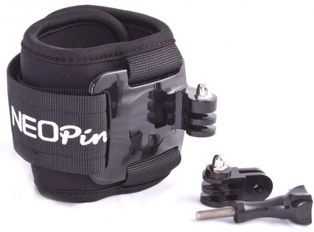 NeoPine NPGWS-2 кистевой ремень с площадкой для экшн-камер GoProNPGWS-2Кистевой ремень NeoPine NPGWS-2 для крепления экстрим-камер. Совместим с креплением камер GoPro Hero. Удобное крепление липучка помогает производить съемку более удобно, исключая необходимость постоянно держать камеру в руках.