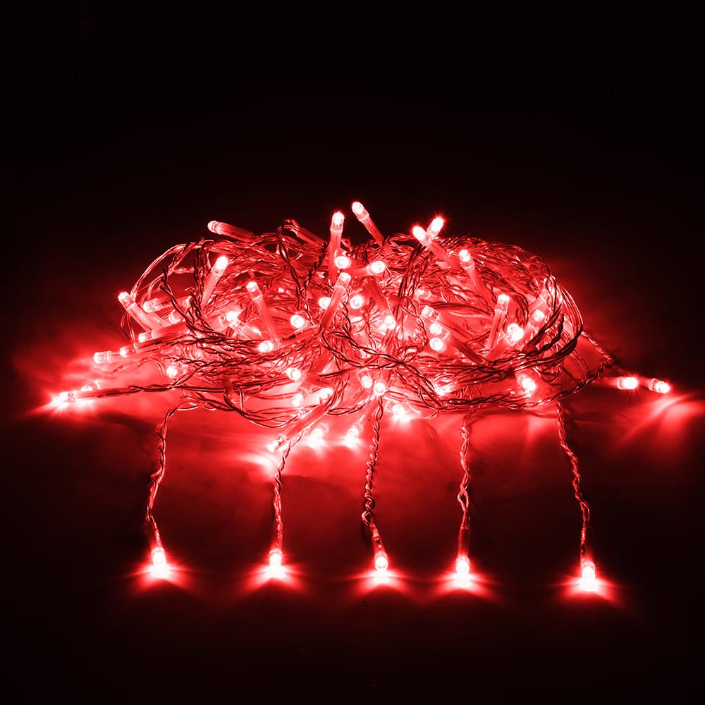 Гирлянда-конструктор электрическая Vegas Занавес, 96 ламп, 6 нитей, свет: красный, 1 х 2 м55021Новогодняя электрическая гирлянда Vegas Занавес предназначена для внешнего и внутреннего декорирования (дома, рестораны, загородные дома, мероприятия). Может применяться как в зимний период, так и летом. Электрогирлянда Занавес имеет прозрачный провод и состоит из 6 нитей и 96 LED лампы. Общая длина гирлянды: 1 м.Длина одной нити: 2 м.Все гирлянды конструкторы серии Vegas соединяются между собой, как однотипные гирлянды, например, нить, так и различной конфигурации: нить с бахромой, занавесом, звездой и т.п. Есть возможность последовательного соединения до 1 500 LED. Трансформатор НЕ входит в комплект! Приобретается отдельно. Без трансформатора Vegas гирлянду невозможно подключить к электричеству. Электрогирлянды и аксессуары марки Vegas не подключаются к электрогирляндам других производителей. Преимущества гирлянд ТМ Vegas: - абсолютная безопасность для людей и животных (питание 24 v); - большой срок службы (до 25 000 часов); - универсальность (гирлянды имеют прозрачный провод, который впишется в любую цветовую интерьерную гамму, и соединяются между собой при помощи единых влагозащитных коннекторов); - широкий температурный диапазон (возможность использования дома и на улице) температурный режим (от -30°С до +50°С) НО! Монтаж до -15°С;- возможность индивидуального, неповторимого дизайна (широкий выбор форм и размеров, возможность подключения до 1 500 LED в одну линию, вся цепь работает от одной розетки без заметной потери яркости); - для индивидуальной сборки системы вам помогут дополнительные аксессуары: Удлинитель - позволяет удлинить системуУдлинитель с розетками - позволяет удлинить систему и присоединять до пяти ответвлений разной конфигурацииПровод с 20 ответвлениями - позволяет удлинять систему и создавать световой занавес любой длиныРазветвитель - позволяет удлинять систему и подключать одновременно до пяти гирлянд из одной точки (с помощью разветвителя украшают д