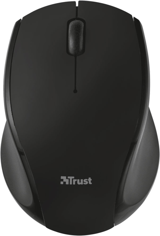 Trust Oni Wireless Micro, Black мышь