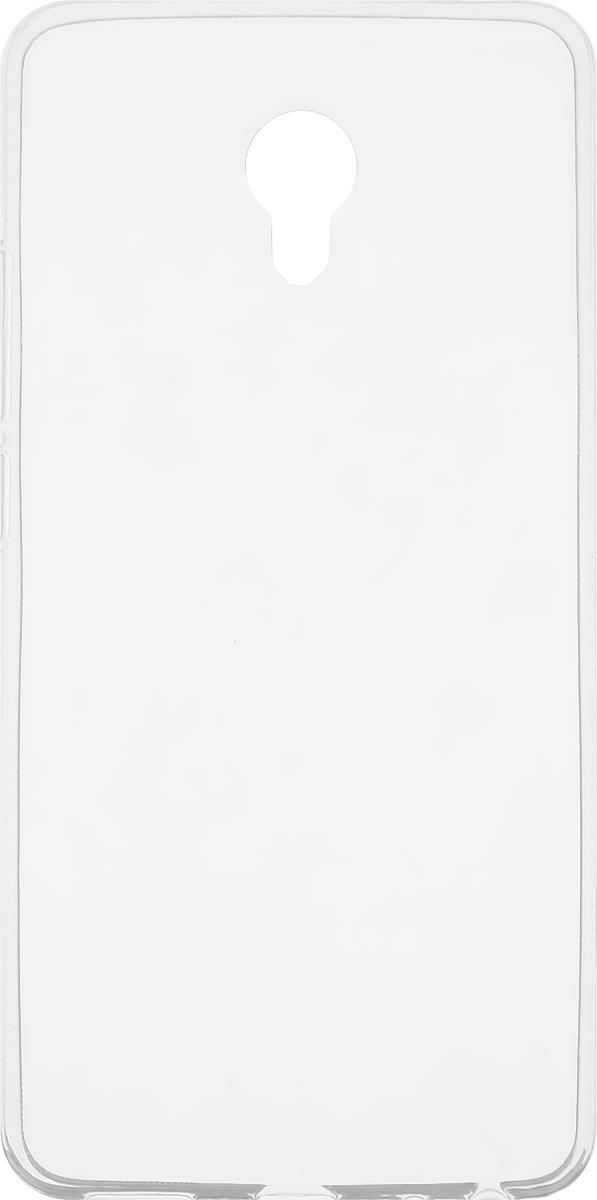 Skinbox Slim Silicone чехол для Meizu Pro 6, Transparent2000000092850Чехол Skinbox для Meizu Pro 6 надежно защищает ваш смартфон от внешних воздействий, грязи, пыли, брызг. Он также поможет при ударах и падениях, не позволив образоваться на корпусе царапинам и потертостям. Чехол обеспечивает свободный доступ ко всем функциональным кнопкам смартфона и камере. Чехол Skinbox - это стильная и элегантная деталь вашего образа, которая всегда обращает на себя внимание среди множества вещей.