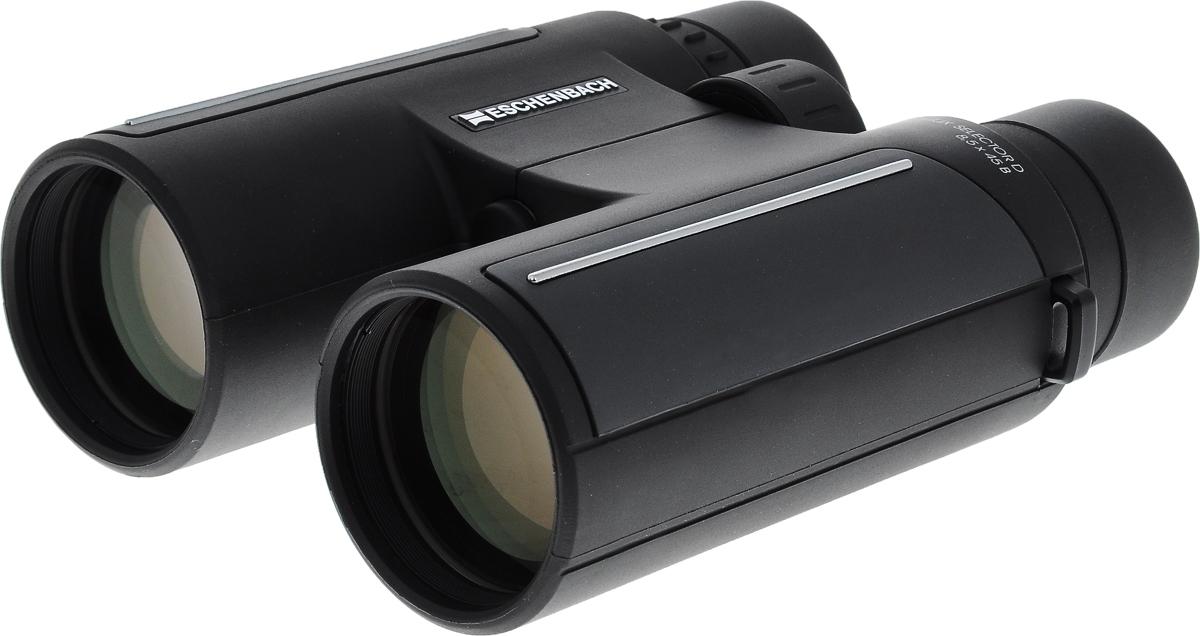 Бинокль Eschenbach Farlux Selector D, 8,5 х 45 В4274845Бинокль Eschenbach Farlux Selector D - это лучший выбор для охотников, орнитологов и взыскательных любителей природы. Особое покрытие обеспечивает идеальную цветопередачу, яркое и высококонтрастное изображение. Корпус бинокля выполнен из высококачественного металла и покрыт антискользящим резиновым слоем. Изделие оснащено ремешком для переноски на шее.В комплект входит текстильный чехол для переноски и хранения и деревянный футляр.