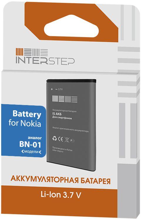Interstep аккумулятор для Nokia X/X+ (1450 мАч)