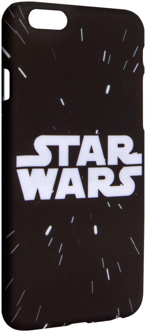 Disney Лукас Star Wars чехол для Aple iPhone 64627104421942Чехол Disney Лукас Star Wars для Apple iPhone 6 - случай редкого сочетания яркости и чувства мерь. Это стильная и элегантная деталь вашего образа, которая всегда обращает на себя внимание среди множества вещей. Чехол надежно защитит ваш смартфон от внешних воздействий, грязи, пыли, брызг. Он также поможет при ударах и падениях, не позволив образоваться на корпусе царапинам и потертостям. Чехол обеспечивает свободный доступ ко всем функциональным кнопкам смартфона и камере.