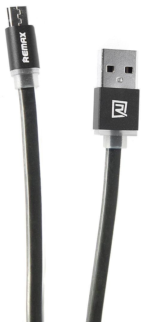 Remax 154, Black кабель USB-microUSB4627112730937Кабель Remax 154 позволяет подключить планшет, смартфон, электронную читалку и прочие мобильные устройства с разъемом microUSB к порту USB на компьютере для синхронизации и зарядки. Кроме того, его можно подключить к адаптеру питания USB, чтобы зарядить устройство от розетки. Remax 154 - незаменимая и качественная деталь для повседневной жизни.