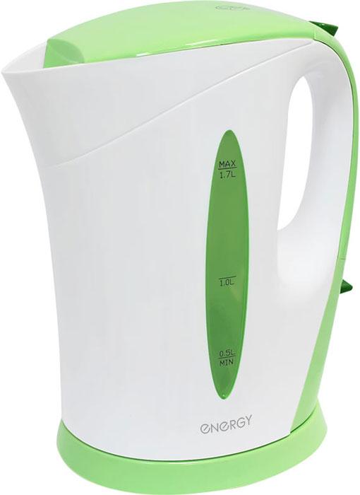 Energy E-215, White Green электрический чайник
