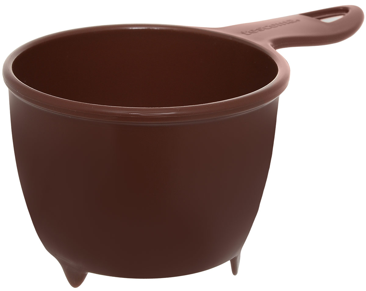 Ситечко Tescoma Presto, для кофейной гущи, диаметр9 см420614Ситечко Tescoma Presto, выполненное из пластика, станет незаменимым аксессуаром на вашей кухне. Предназначено для процеживания кофейной гущи. Осадок не забивает сливную трубу раковины. Удобная ручка не позволит выскользнуть изделию из вашей руки, она оснащена отверстием, с помощью которого изделие можно подвесить в удобном для вас месте.Такое ситечко станет достойным дополнением к кухонному инвентарю.Диаметр ситечка по верхнему краю: 9 см.Глубина ситечка: 6 см.Длина ручки: 6,5 см.