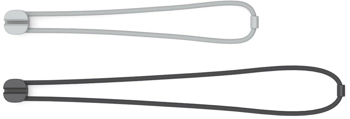 Bluelounge Pixi Small, Grey Black зажим для проводов, 8 штPX-SM-01Универсальные зажимы Bluelounge Pixi Small прекрасно подходят для того, чтобы перетянуть кабель, небольшие аксессуары, упаковки и многое другое. Принцип использования аксессуара достаточно прост: перетяните то, что необходимо, спрячьте в паз оба конца и затяните. Комплект Bluelounge Pixi Small включает в себя 8 зажимов 2 цветов: 4 серых и 4 черных.