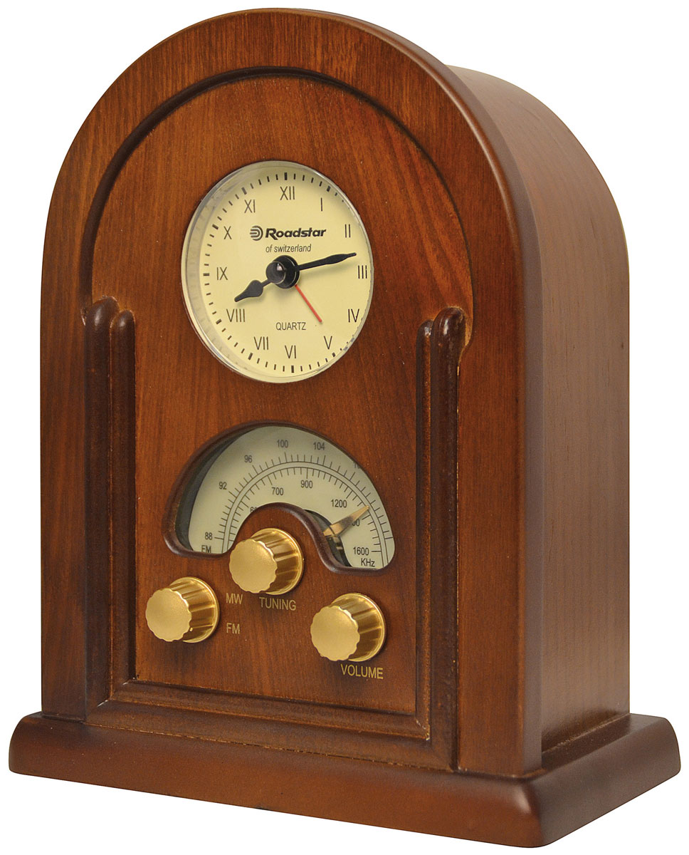 RoadStar HRA-1430 ретро-радио - Магнитолы, радиоприемники