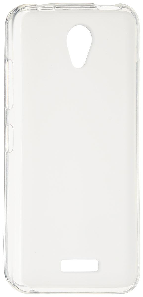 Red Line iBox Crystal чехол для Lenovo A1010/A2016, ClearУТ000009798Практичный и тонкий силиконовый чехол Red Line iBox Crystal для Lenovo A1010/A2016 защищает телефон от царапин, ударов и других повреждений. Чехол изготовлен из высококачественного материала, плотно облегает смартфон и имеет все необходимые технологические отверстия, соответствующие модели телефона.Силиконовый чехол iBox Crystal долгое время сохраняет свою первоначальную форму и не растягивается на смартфоне.
