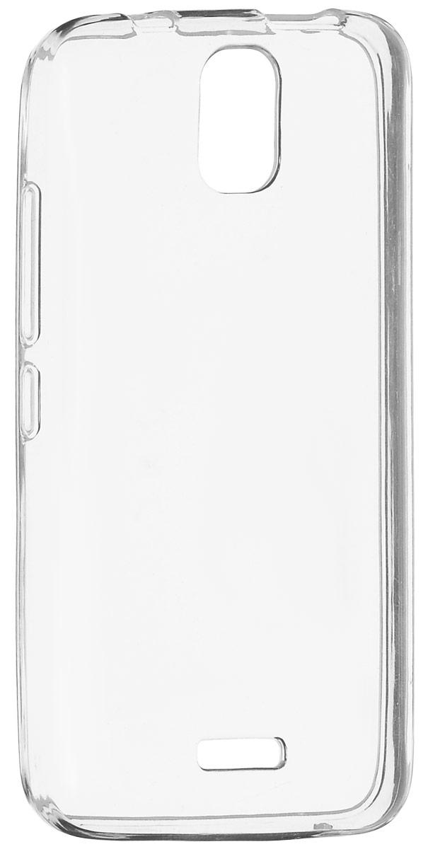 все цены на  Red Line iBox Crystal чехол для Huawei Y3C, Clear  онлайн