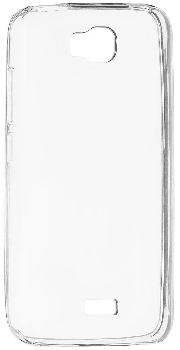 Red Line iBox Crystal чехол для Huawei Y5C, ClearУТ000009855Практичный и тонкий силиконовый чехол Red Line iBox Crystal для Huawei Y5C защищает телефон от царапин, ударов и других повреждений. Чехол изготовлен из высококачественного материала, плотно облегает смартфон и имеет все необходимые технологические отверстия, соответствующие модели телефона.Силиконовый чехол iBox Crystal долгое время сохраняет свою первоначальную форму и не растягивается на смартфоне.