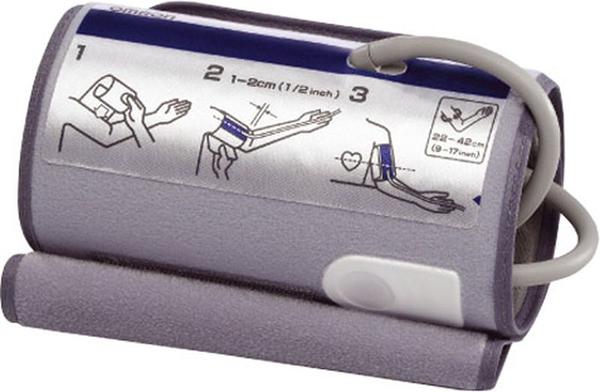Omron Манжета Comfort Cuff для 773/М7/M6 Comfort/M5 Comfort/M10-IT/i-C10УТ000001302Точно. Быстро. КомфортноПодходит для автоматических тонометров: OMRON M5 Comfort,OMRON M6 Comfort,OMRON M10-IT,OMRON i-C10.
