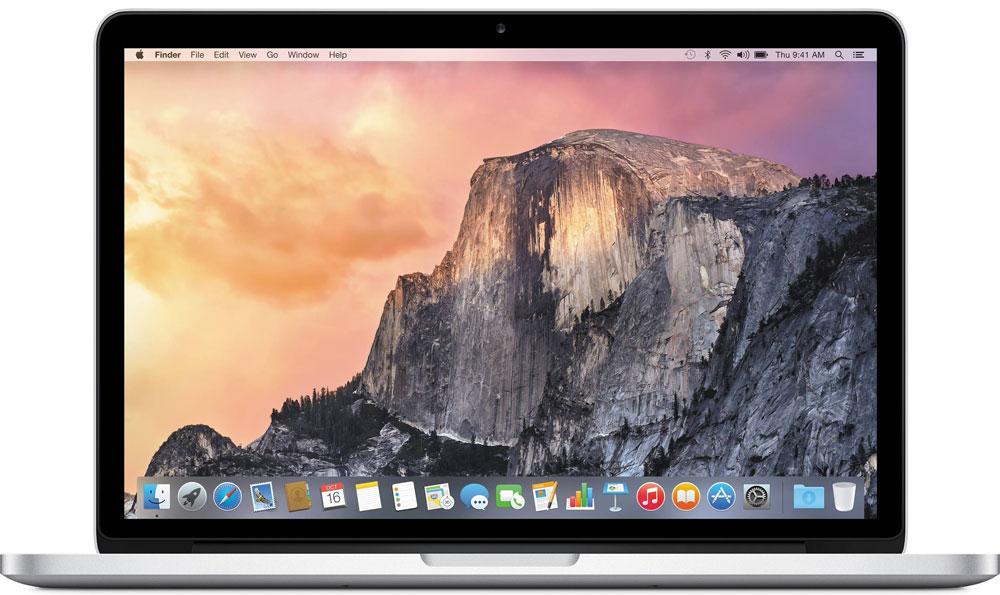 Apple MacBook Pro 13 Retina, Silver (MLUQ2RU/A)MLUQ2RU/AApple MacBook Pro стал ещё быстрее и мощнее. У него самый яркий экран и лучшая цветопередача среди всех ноутбуков Mac.Новый MacBook Pro задаёт совершенно новые стандарты мощности и портативности ноутбуков. Вы сможете воплотить любую идею, ведь в вашем распоряжении самые передовые графические процессоры и накопители, невероятная вычислительная мощность и многое, многое другое.MacBook Pro оснащён SSD-накопителем со скоростью последовательного чтения до 3,1 ГБ/с, что значительно превосходит характеристики предыдущего поколения. И память встроенных накопителей работает быстрее. Всё это позволяет мгновенно запускать систему, управлять множеством приложений и работать с большими файлами.Благодаря процессорам Intel Core 6-го поколения, MacBook Pro демонстрирует невероятную производительность даже при выполнении самых ресурсоёмких задач, таких как рендеринг 3D?моделей или конвертация видео. А когда вы выполняете простые задачи, например, просматриваете сайт или работаете с электронной почтой, устройство способно снизить расход энергии.Корпус нового MacBook Pro стал тоньше, производительность значительно выросла, но вы по-прежнему сможете пользоваться компьютером без подзарядки целый день.Чем тоньше ноутбук, тем меньше в нём места для охлаждения. Поэтому для отвода тепла в MacBook Pro применяется целый ряд инновационных технологий. Охлаждение происходит эффективнее, чем в предыдущих моделях, за счёт усиления воздушного потока при выполнении ресурсоёмких задач. Например, когда запущена игра со сложной графикой, идёт монтаж видео или копируются большие файлы.MacBook Pro оснащён лучшим в истории Mac экраном. Повышенная яркость LED-подсветки и улучшенная контрастность позволили добиться более глубоких чёрных и более ярких белых цветов. Увеличенная апертура пикселей и переменная частота обновления сделали устройство более энергоэффективным по сравнению с моделями предыдущих поколений. Впервые ноутбук Mac поддерживает расшире