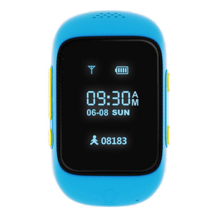 MyRope R12, Blue умные часы с GPS-трекером - Умные часы