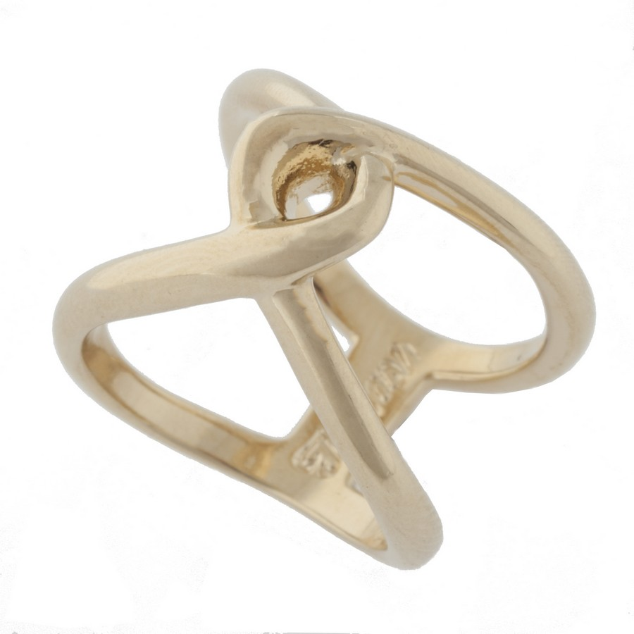 Кольцо Jenavi Этюд. Тауц, цвет: золотой. f735p090. Размер 17Коктейльное кольцоИзящное кольцо Jenavi из коллекции Этюд. Тауц изготовлено из ювелирного сплава с покрытием из позолоты. Изделие выполнено в необычном дизайне.Стильное кольцо придаст вашему образу изюминку, подчеркнет индивидуальность.