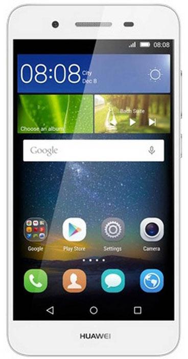 Huawei GR3 LTE (TAG-L21), Silver51090EGKHuawei GR3 - стильный и недорогой смартфон с широкими возможностями.Восьмиядерный процессор MediaTek MT6753T с частотой 1.5 ГГц позволяет использовать все современные мобильные приложения.Коммуникационные возможности представлены Bluetooth 4.0, Wi-Fi 802.11 b/g/n при помощи которых можно воспользоваться беспроводной гарнитурой или подключиться к интернету. Также Huawei GR3 не даст вам заблудится в городе и всегда укажет дорогу благодаря функции GPS. Модель оборудована стандартными разъемами - 3.5 мм для подключения наушников и microUSB - для зарядки и присоединения к USB-порту компьютера.Huawei GR3 также обладает функциональным мультимедиа-плеером, способным воспроизводить аудио и видео-файлы самых популярных форматов. Девайс обладает двумя слотами для SIM-карт, слотом для карт памяти microSD (до 128 ГБ).Смартфон оснащен двумя камерами: основной на 13 мегапикселей и фронтальной на 5 мегапикселей. Основная камера отлично справляется со съемкой в слабо освещенных местах, а фронтальная идеально подойдет для видеозвонков и селфи.Телефон сертифицирован EAC и имеет русифицированный интерфейс меню, а также Руководство пользователя.
