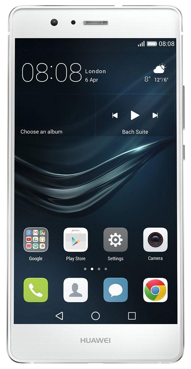 Huawei P9 Lite (VNS-L21), White51090LMCВоплощение новых технологий в смартфоне Huawei P9 Lite, преемнике P8 Lite: лучшие в своем классе решения и самые современные технологии в компактном, стильном корпусе.Легкий смартфон P9 Lite оснащен эргономичными кнопками, а гармоничная металлическая окантовка корпуса делает внешний вид устройства элегантным.Экран смартфона занимает 76.4% передней панели, а тонкий корпус 7,5 мм Huawei P9 Lite притягивает взгляды. Full HD экран 5.2 дюйма позволит увидеть больше, будь то фотографии или видео.Камера Huawei P9 Lite сохранит яркие моменты и передаст все краски жизни. 13 Мпикс сенсор Sony IMX214 с диафрагмой f/2.0 снимает качественные фотографии и видео. Создавайте настоящие фотопроизведения с профессиональным режимом съёмки Huawei P9 Lite. Вы можете вручную настроить баланс белого, ISO и экспозицию в процессе съёмки.Надежная защита с быстрым доступом для владельца: Huawei P9 lite имеет новый сканер отпечатка пальца совмещённый с технологией ARM TrustZone, увеличивающей скорость и точность разблокировки смартфона одним касанием.Смартфон Huawei P9 lite оснащен процессором HiSilicon Hi6402, аудиочипом DSP, поддерживает технологию быстрой зарядки 9 В, а два динамика обеспечивают высочайшее качество объемного звучания аудио.Производительность и энергосбережение: аккумулятор 3000 мАч и технология оптимизации SmartPower 4.0 увеличивают время работы смартфона.Новые технологии для высокой производительности. Процессор HiSilicon Kirin 650 увеличивает производительность и скорость работы смартфона Huawei P9 Lite, не расходуя дополнительно энергию.Смартфон сертифицирован EAC и имеет русифицированный интерфейс меню, а также Руководство пользователя.
