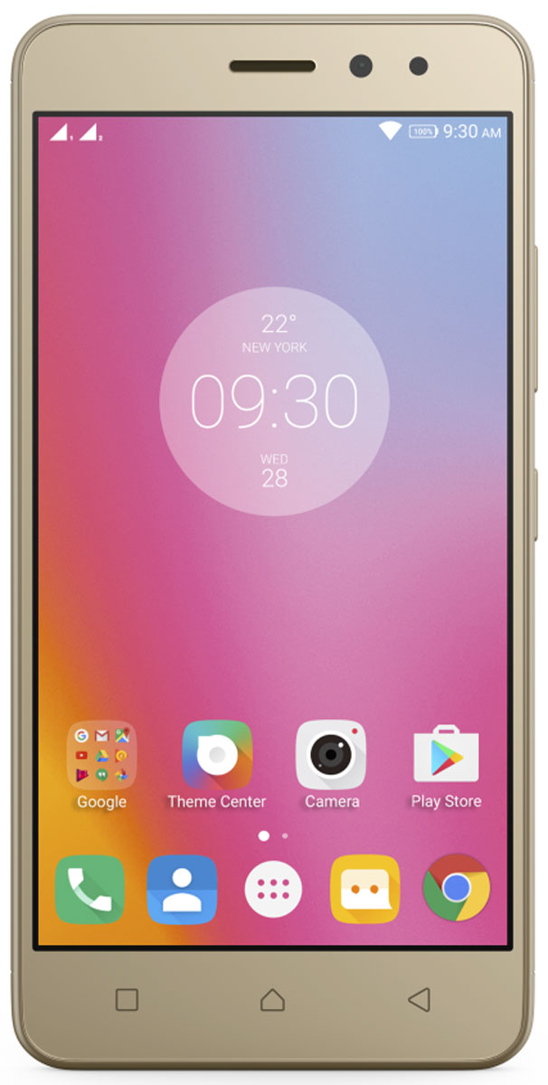 Lenovo K6 Power (K33A42), Gold