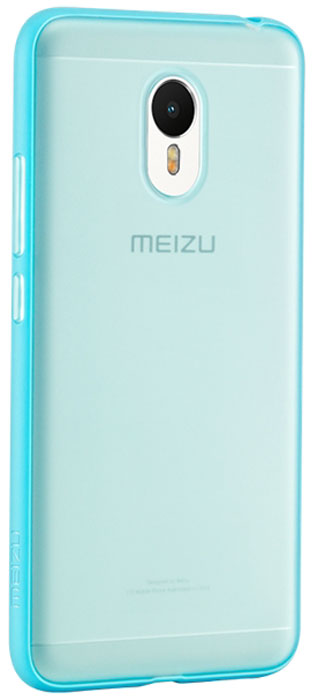 Meizu TPU чехол для M3 Note, Blue874004Y0662Чехол-накладка Meizu TPU для M3 Note обеспечивает надежную защиту корпуса смартфона от механических повреждений и надолго сохраняет его привлекательный внешний вид. Накладка выполнена из высококачественного материала, плотно прилегает и не скользит в руках. Чехол также обеспечивает свободный доступ ко всем разъемам и клавишам устройства. Боковые стороны чехла немного возвышаются над уровнем экрана, благодаря чему даже при положении телефона экраном вниз, он не касается поверхности, а значит и при падении экраном вниз удар на себя примут выступающие бортики чехла, а не экран!