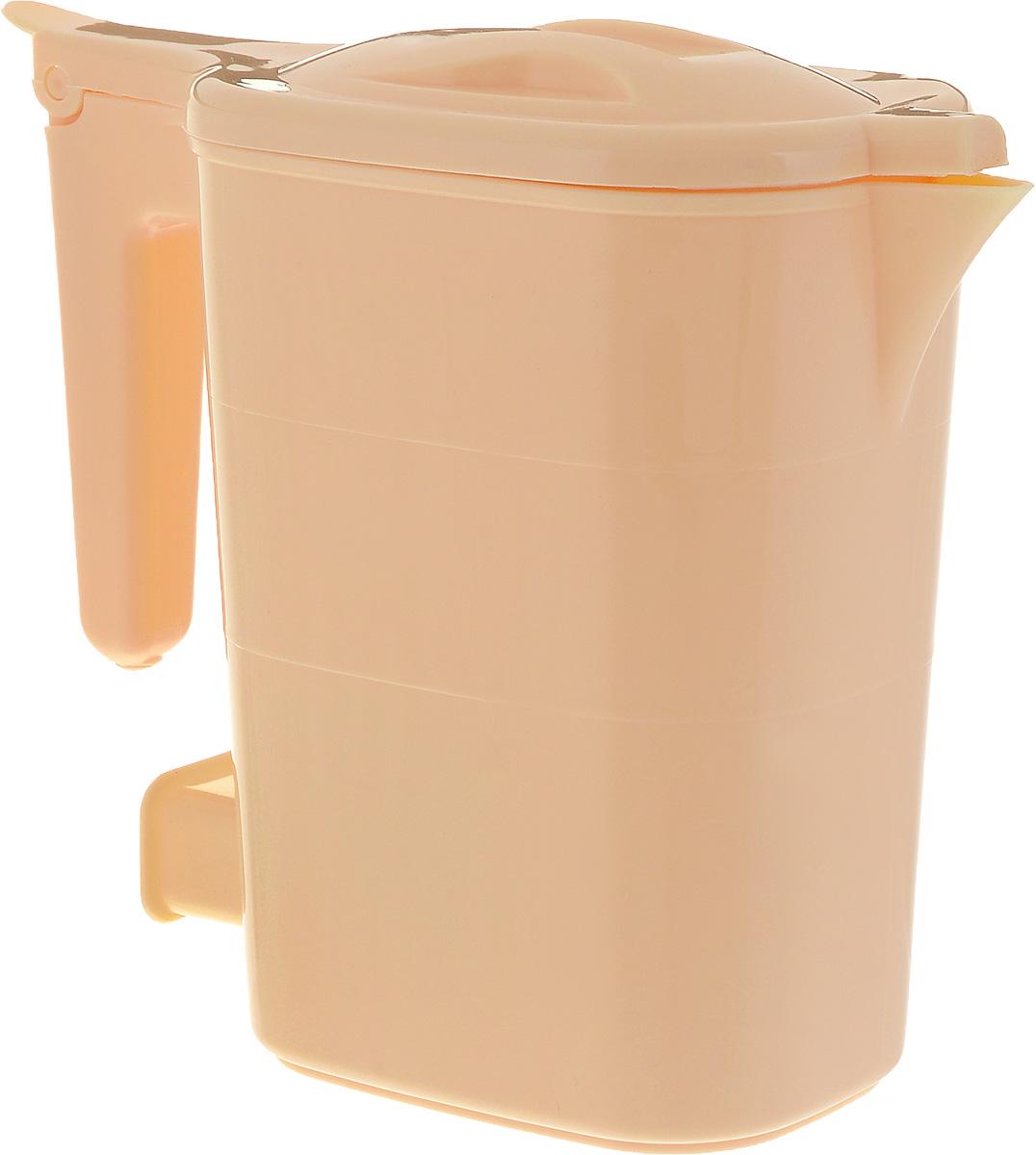 Мастерица ЭЧ 0,5/0,5-220 чайник электрический, цвет бежевыйМастерица ЭЧ 0,5/0,5-220Электрический чайник Мастерица ЭЧ 0,5/0,5-220 изготовлен из пищевого пластика и не опасен для здоровья. Выполнено устройство в оригинальном бежевом цвете, который сразу же привлечет внимание к себе. Нагревательный элемент - ТЭН, спираль из нержавеющей стали. Если вам нужно небольшое количество горячей воды, то этот чайник именно то, что вам нужно.