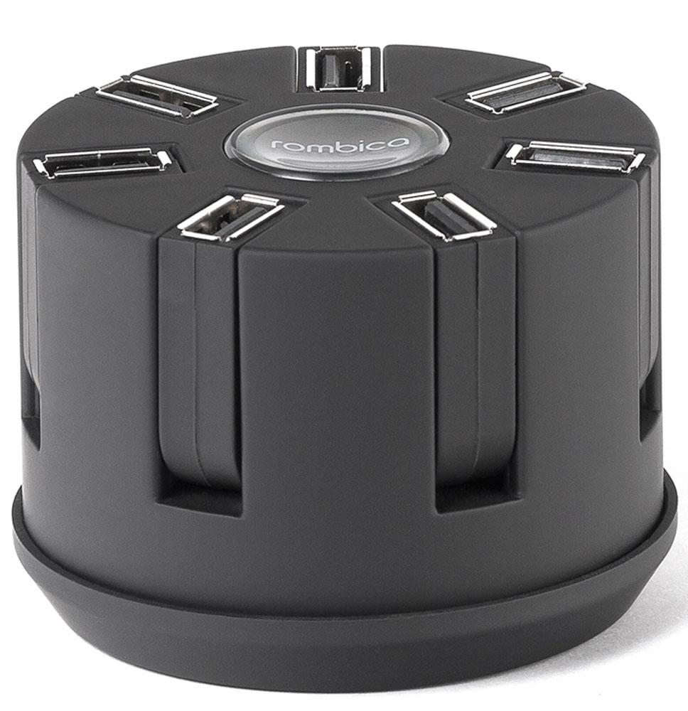 Rombica AUTO MC07 автомобильное зарядное устройствоAMC-00070Rombica AUTO MC07 предназначено для зарядки и питания мобильного устройства от автомобильной сети (прикуривателя). Зарядка 7 устройств одновременно. Множественная система защиты для безопасной зарядки устройств. Компактное размещение в автомобиле.