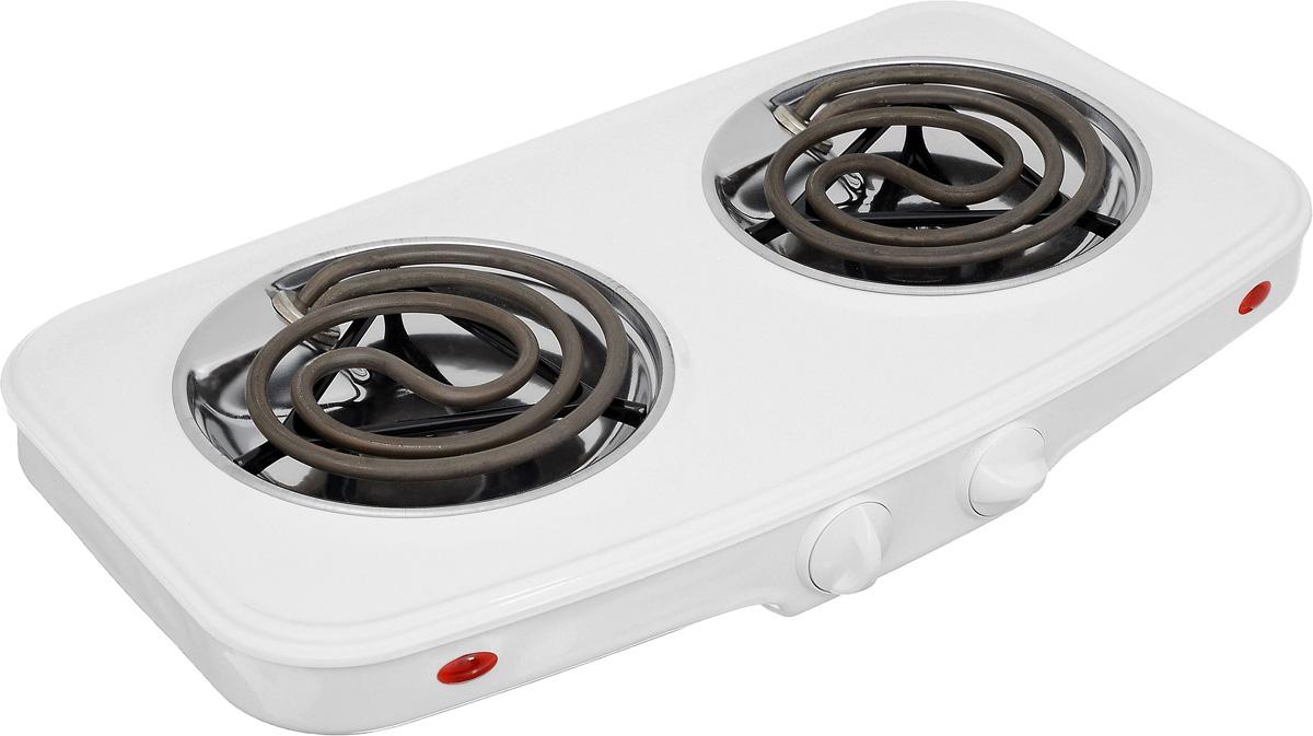 Мастерица ЭПТ-2МД-2,0/220-08 плита настольнаяМастерица ЭПТ-2МД-2,0/220-08Настольная электроплита Мастерица -удобное бытовое устройство, которое отличается экономичностью, функциональностью и долговечностью. Отличная помощница на даче или в квартире. Плита занимает мало места, очень компактна и на ней легко готовить, а за счет электрических конфорок, поверхность нагревается очень быстро. Устройство имеет механический тип управления, оно происходит с помощью поворотного переключателя на боковой панели.Номинальное напряжение: 220 ВТип нагревательного элемента: ТЭНРегулирование мощности: бесступенчатое