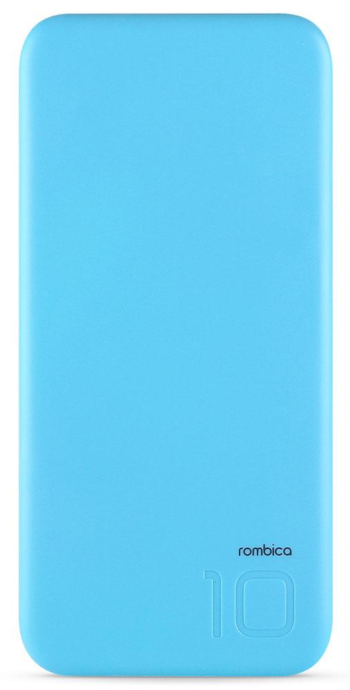 Rombica Neo EX100 внешний аккумуляторEX-00100Внешний аккумулятор Rombica Neo EX100 заряжает большинство мобильных устройств: смартфоны, планшеты, плееры, цифровые камеры и многое другое. Легкий и компактный источник энергии у вас в кармане! Оборудован батареей большой емкости, что позволяет в условиях отдаленности от электрических сетей, продлить использование мобильных устройств. Множественная система защиты для безопасной зарядки устройств.