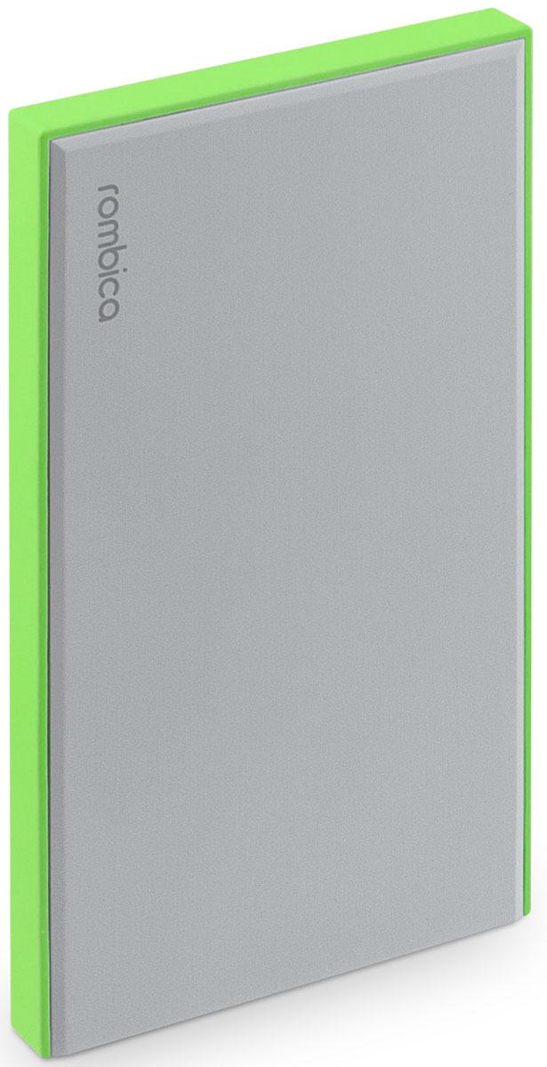 Rombica Neo NS50L внешний аккумуляторNS-00050LВнешний аккумулятор Rombica Neo NS50 заряжает большинство мобильных устройств: смартфоны, планшеты, плееры, цифровые камеры и многое другое. Легкий и компактный источник энергии у вас в кармане! Оборудован батареей большой емкости, что позволяет в условиях отдаленности от электрических сетей, продлить использование мобильных устройств. Множественная система защиты для безопасной зарядки устройств. В комплект входит войлочный чехол, который позволяет переносить и хранить внешний аккумулятор.