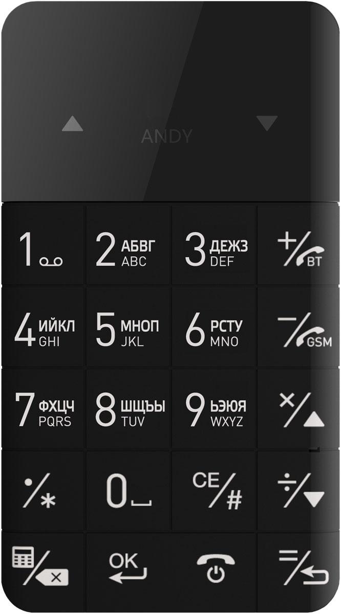 Elari CardPhone, BlackДЖ-00000534Ультратонкий мобильный телефон Elari CardPhone обладает поразительно компактными размерами, не больше пластиковой карты, так что его можно поместить даже в кошелек.Данная модель - идеальное дополнение к основному смартфону для любителей активного отдыха или запасной телефон для непредвиденных ситуаций, если, например, сел аккумулятор у основного смартфона или смартфон вышел из строя.Такое устройство отлично подойдет тем, кому необходим второй телефон, в том числе для установки служебной SIM-карты. Elari CardPhone способен проработать 3 часа в режиме разговора и 3 дня в режиме ожидания. Также имеется возможность подключения беспроводной гарнитуры по Bluetooth.Телефон сертифицирован EAC и имеет русифицированный интерфейс меню и Руководство пользователя на русском языке.