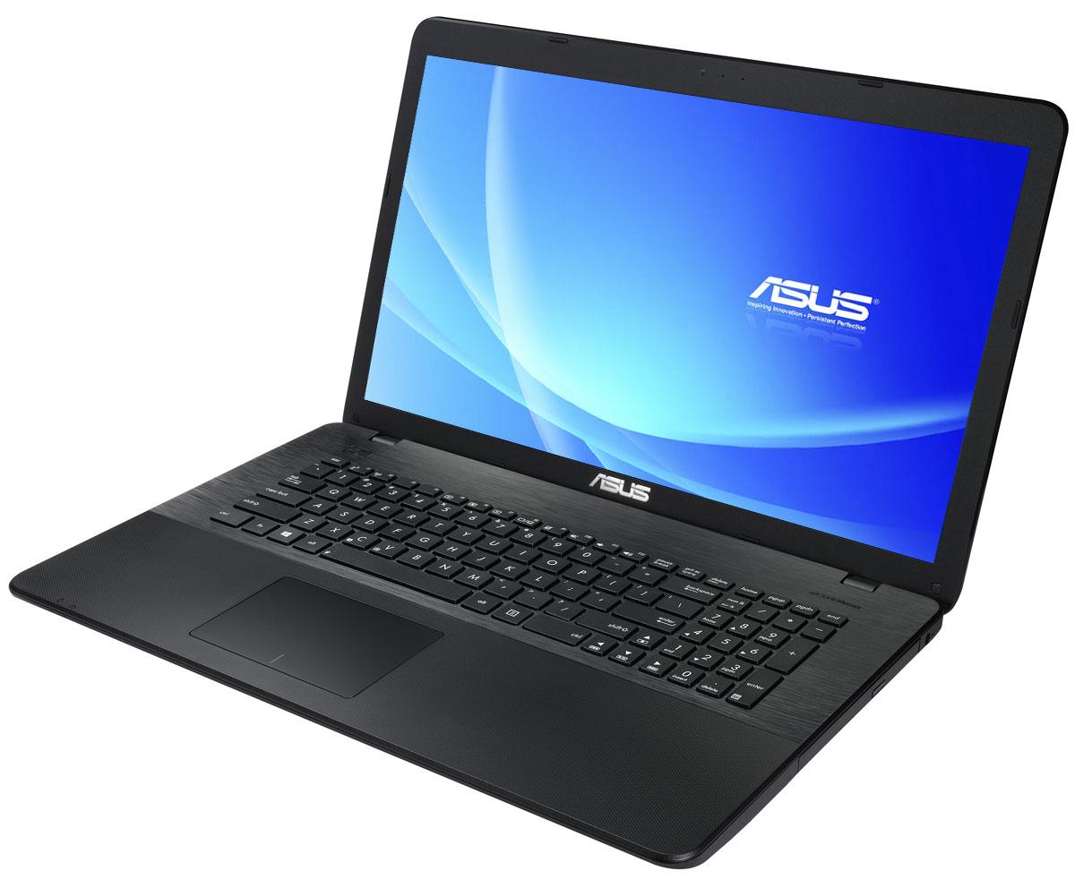 ASUS X751SA, Black (90NB07M1-M03140)90NB07M1-M03140Ноутбук Asus X751SA с отделкой из текстурированного матового пластика черного цвета обладает рядом преимуществ, привлекающих внимание покупателей, которым нужен функциональный ноутбук для офисных приложений и интернета. Большой мультисенсорный тачпад, интерфейс USB 3.0 и система охлаждения IceCool делают его незаменимым инструментом для повседневной работы.Ноутбуки Asus X751SA прекрасно подходят и для развлечений, и для продуктивной работы. Процессор Intel наделяет модель прекрасной производительностью, функция Instant On обеспечивает быстрый выход из спящего режима, а интерфейс USB 3.0 служит для высокоскоростной передачи файлов. Высокая процессорная мощность гарантирует быструю работу любых, даже самых ресурсоемких приложений.Эксклюзивная система управления энергопотреблением Super Hybrid Engine II позволяет ноутбуку выходить из спящего режима всего за пару секунд, причем в режиме сна он может пробыть до двух недель без подзарядки. Если же уровень заряда батареи опустится ниже 5%, произойдет автоматическое сохранение всех открытых файлов, чтобы избежать потери данных.Эксклюзивная технология Splendid позволяет быстро настраивать параметры дисплея в соответствии с текущими задачами и условиями, чтобы получить максимально качественное изображение. Доступно несколько режимов настройки, переключаемых с помощью клавиш Fn+C, поэтому пользователь легко может выбрать тот, который оптимально подходит для каждого типа приложений.В ноутбуке Asus X751SA реализована разработанная специалистами Asus и Bang & Olufsen ICEpower технология SonicMaster, представляющая собой комплекс аппаратных и программных средств улучшения качества звука, которые обеспечивают беспрецедентное для мобильных компьютеров качество звучания встроенной аудиосистемы.Для настройки звучания служит функция Audio Wizard, предлагающая выбрать один из пяти вариантов работы аудиосистемы, каждый из которых идеально подходит для определенного типа приложений (музык