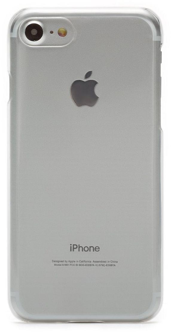 uBear Tone Case чехол для iPhone 7, Clear ubear soft tone case чехол для iphone 7 black onyx clear