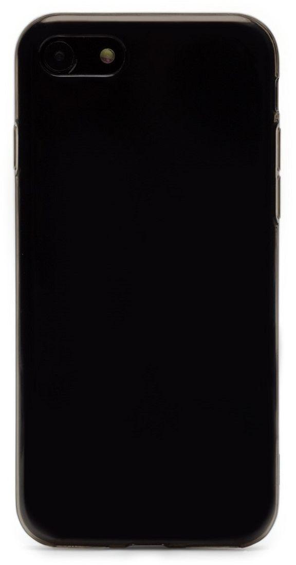 uBear Soft Tone Case чехол для iPhone 7, GreyCS18SB01-I7Чехол uBear Soft Tone Case для для iPhone 7 выполнен из мягкого силикона с Anti-scratch покрытием от царапин. Благодаря Anti-slip покрытию чехол не скользит в руках. Легкий утонченный дизайн, подчеркивающий красоту смартфона. Безупречная защита вашего устройства. Чехол обеспечивает свободный доступ ко всем функциональным кнопкам и разъемам смартфона.