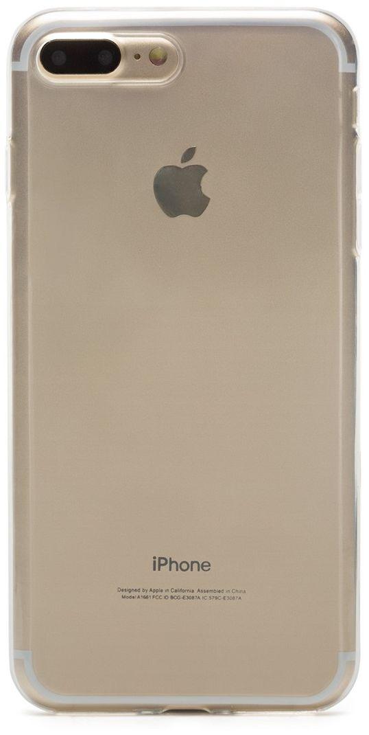 uBear Soft Tone Case чехол для iPhone 7 Plus, Clear ubear soft tone case чехол для iphone 7 black onyx clear