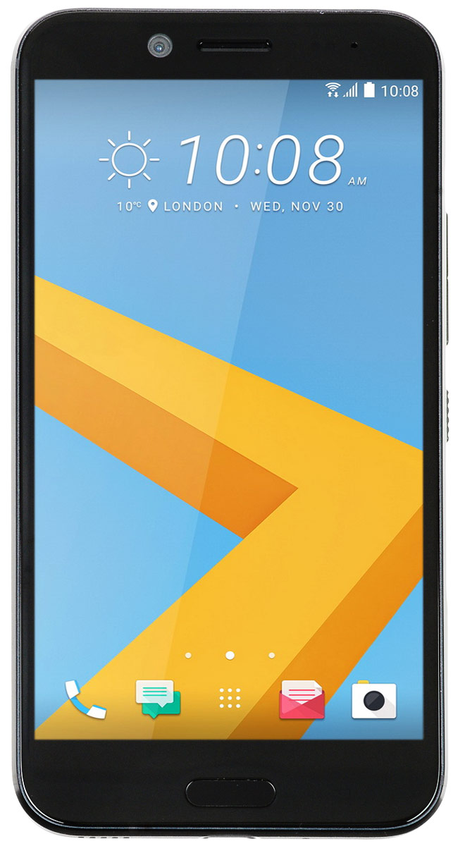 HTC 10 Evo, Gunmetal99HALA012-00Встречай HTC 10 Evo. Изысканный цельнометаллический корпус и звук, настроенный под тебя. Стиль, вдохновленный игрой света, получает дальнейшее развитие в дизайне нового, защищенного от брызг, воды и пыли, смартфона. Впервые в мире HTC представляют наушники с адаптивным звуком, сертифицированные Hi-Res Audio, с разъемом USB Type-C. Тебе стало доступно мощное выразительное звучание, подстроенное под индивидуальные особенности твоего слуха.Экран HTC 10 Evo покрыт Corning Gorilla Glass 5, новым поколением стекла, призванным защитить смартфон он неизбежных ударов и падений. Уронил телефон во время съемки селфи? Рано паниковать! С HTC 10 Evo это не обязательно по умолчанию подразумевает разбитый экран. HTC предлагают абсолютную комбинацию защиты от падений и производительности: Gorilla Glass 5 прочнее, чем когда-либо, четкость картинки и чувствительность при работе с экраном сохранены.При разработке HTC 10 Evo подвергали его цельнометаллический корпус серьезным тестам на прочность: экстремальные падения, попытки согнуть, погружения в воду и испытания коррозией и различными температурными режимами и климатическими явлениями. В результате HTC представляет защищенный от брызг, воды и пыли смартфон со степенью защиты IP57. Ему нипочем солнце, дождь или снег. Он призван стать надежным спутником практически во всех задуманных тобой приключениях - от походов до поездок на горном велосипеде.Согласись, фильмы и фотографии гораздо интереснее смотреть на большом экране 5.5. Теперь ни одно действие и ни одна деталь не ускользнет от твоего взгляда. И это не единственное преимущество крупного экрана. Для любителей работать с несколькими задачами одновременно в HTC 10 Evo предусмотрена поддержка нескольких окон и раздельного экрана. Смотри фильм, обсуждай его с друзьями или ищи информацию в интернете – и все это на одном экране.Невероятные моменты случаются, когда их меньше всего ожидаешь. Основная камера HTC 10 Evo с разрешением 16 МП оснащена системой о