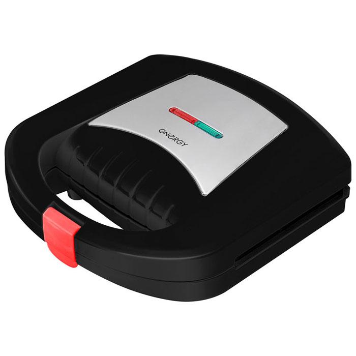 Energy EN-246, Black сэндвич-тостер54 152285Energy EN-246 - компактный и надежный сэндвич-тостер, который позволит приготовить вкусные и ароматные сэндвичи дома или в поездке. Данная модель оснащена специальными формами для приготовления с антипригарным покрытием. Складной корпус, световые индикаторы работы/нагрева и ненагревающиеся ручки делают использование прибор максимально удобным и безопасным.