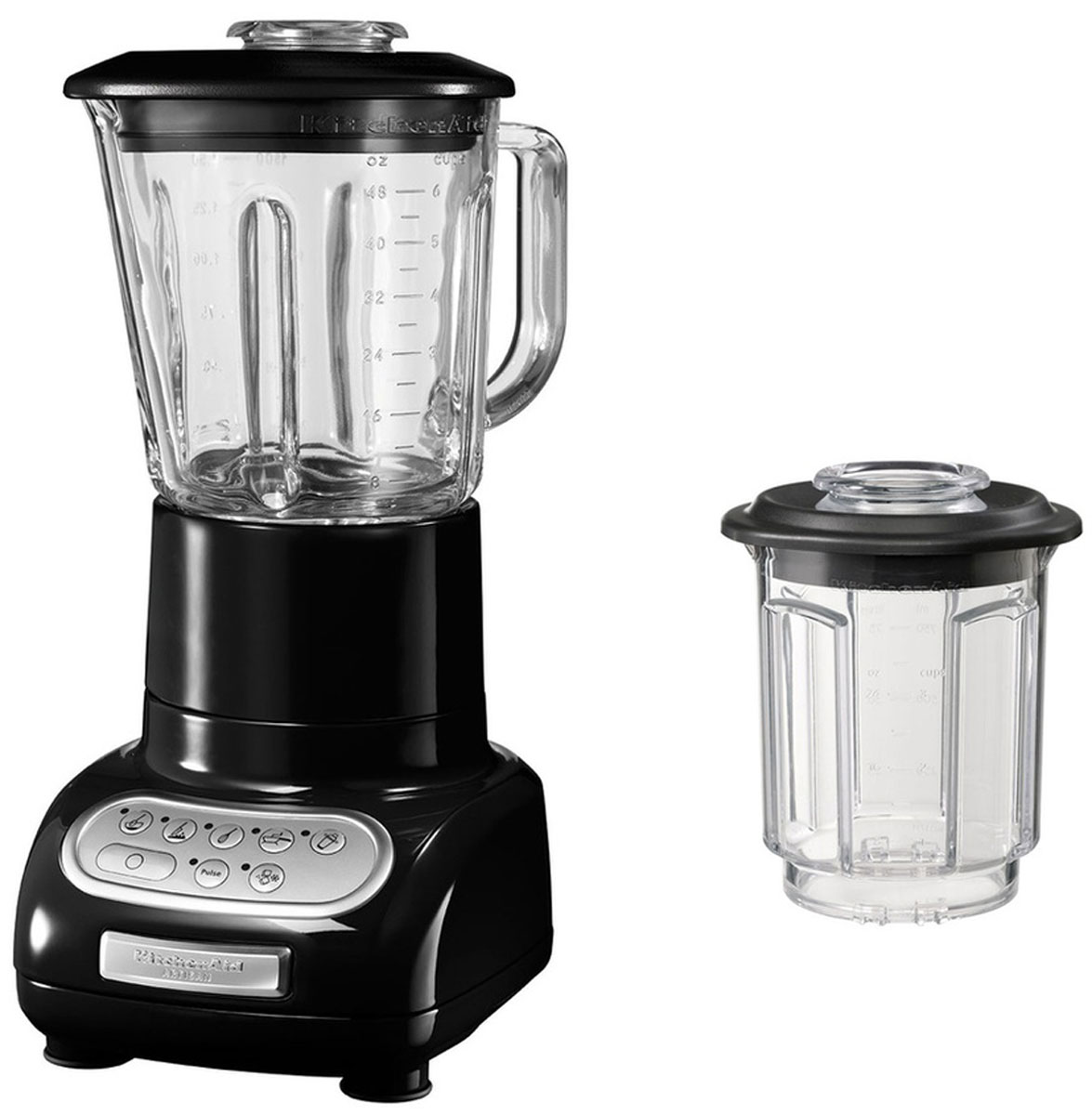 KitchenAid ARTISAN 5KSB5553EOB, Black блендер