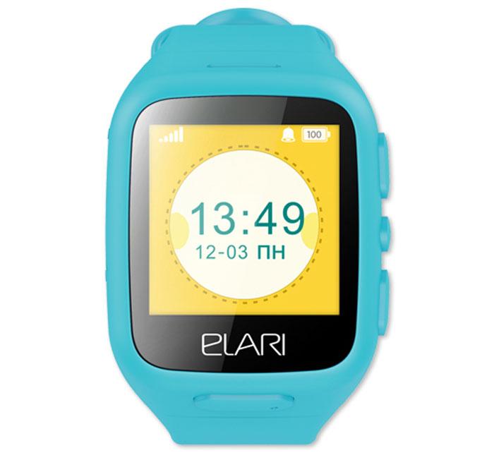 Elari KidPhone, Blue детские часы-телефонKP-1Простая, доступная и легкая в использовании модель детских часов-телефона-трекера Elari KidPhone – отличная возможность для родителей быть всегда в курсе, где находится их ребенок и позвонить ему в любой момент. При необходимости, ребенок может воспользоваться функцией SOS. KidPhone полностью управляется со смартфонов родителей через бесплатное приложение для iOS/Android.LBS-трекингДвусторонняя связьФункция SOS с выделенной кнопкойЦветной дисплейОповещение при выходе из разрешенной геозоныБесплатное мультиязычное приложение для iOS/AndroidЧастоты: GSM 900/1800 и 850/1900MicroSIM-карта с голосовой связью и GPRS (2G)Поддерживаемые устройства iOS 7.0 и выше, Android 4.0 и вышеБудильник, функция автоответа и мониторинга звуков, режим «на занятиях»
