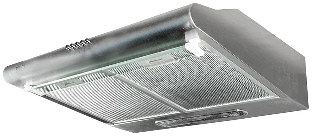 Ricci RRH-2150-S вытяжкаRICCI RRH-2150-SВытяжка Ricci RRH-2150-S поможет вам эффективно решить проблему очистки воздуха. Она осуществляет работу в режимах отвода или рециркуляции воздуха. Вытяжка сочетает в себе качество, функциональность и элегантный дизайн, что делает ее отличным дополнением для вашей кухни.Трехслойный алюминиевый фильтр предназначен для защиты двигателя, вентиляторов и отводящих труб от скопления мельчайших частичек жира, попадающих в в воздух во время приготовления пищи. 3 скорости работыМощность лампы: 40 ВтВоздуховод: 120 мм