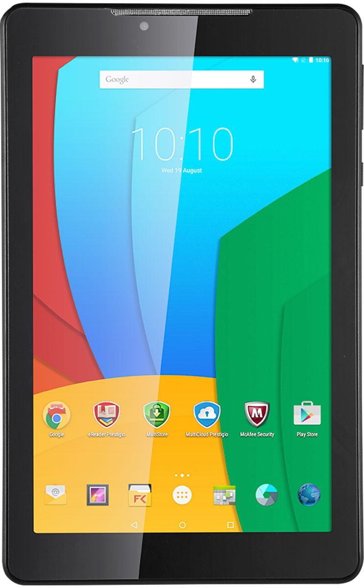 Prestigio MultiPad Wize 3787 3G, Dark Grey - Планшеты