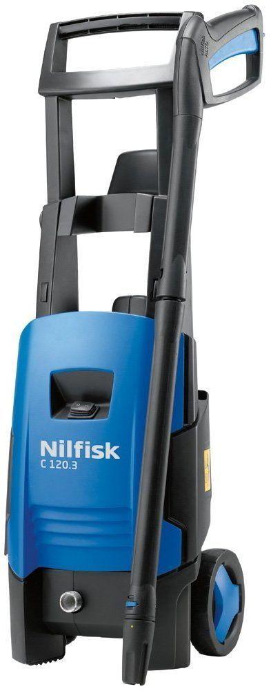 Бытовая моечная машина Nilfisk C 120.7-6128470930Бытовая мойки высокого давления для внешней уборки. C 120.3-6 мойка высокого давления идеально подходит для всех типов уборки при нерегулярном использовании аппарата. На корпусе мойки много специальных ячеек для удобного хранения всех стандартных аксессуаров. C 120.3-6 показывает невероятную мобильность и гибкость. Она отлично подходит для тех, кто нуждается в бытовой мойке высокого давления с эргономичным дизайном и высокой производительностью. Благодаря системе Click & Clean (C&C) вы сможете быстро и легко менять насадки, стандартное байонетное соединение Nilfisk обеспечивает совместимость с широким спектром аксессуаров.