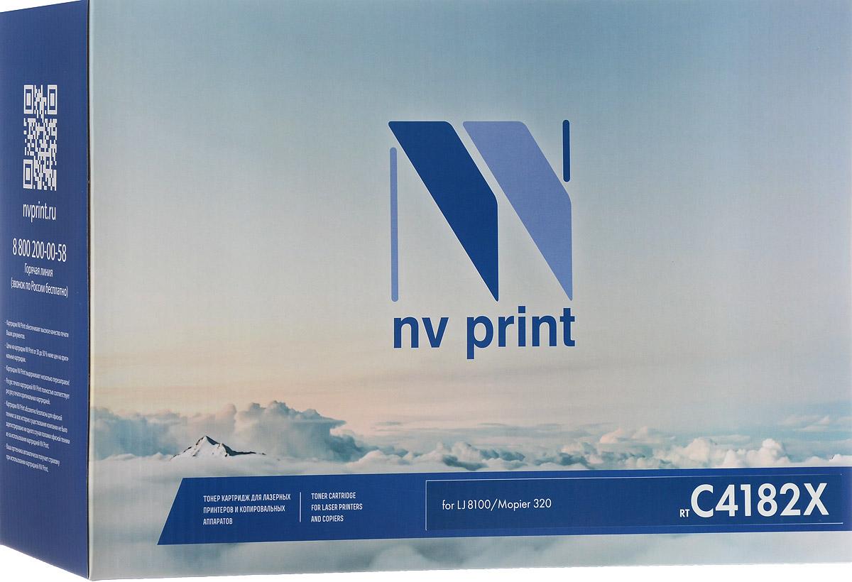 NV Print C4182X, Black тонер-картридж для HP LaserJet 8100/Mopier 320NV-C4182XСовместимый лазерный картридж NV Print C4182X для печатающих устройств HP LaserJet 8100/Mopier 320 - это альтернатива приобретению оригинальных расходных материалов. При этом качество печати остается высоким. Тонер картриджи NV Print, спроектированные и разработанные с применением передовых технологий, наилучшим образом приспособлены для эффективной работы печатного устройства. Все компоненты оптимизируют процесс печати и идеально сочетаются в течение всего времени работы, что дает вам неизменно качественные результаты при использовании вашего лазерного принтера.Лазерные принтеры, копировальные аппараты и МФУ являются более выгодными в печати, чем струйные устройства, так как лазерных картриджей хватает на значительно большее количество отпечатков, чем обычных. Для печати в данном случае используются не чернила, а тонер.