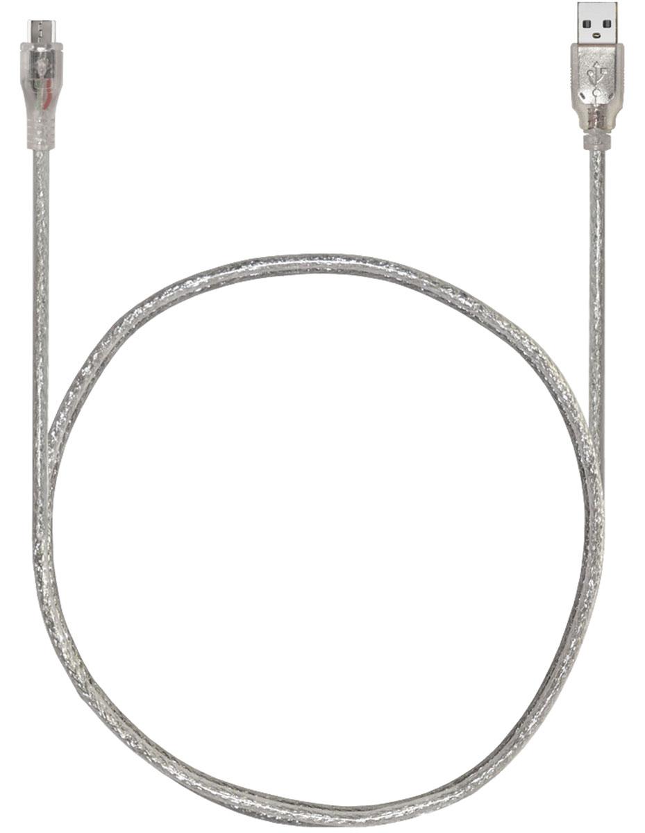 Greenconnect GCR-UA2MCB2-BD2SG кабель microUSB - USB (1,8 м)GCR-UA2MCB2-BD2SG-1.8m
