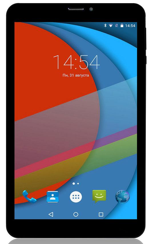 BB-mobile Techno 8.0 TOPOL' LTE TQ863Q, Black